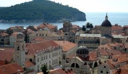 Dubrovnik cathedral & Lokrum island, Croatia