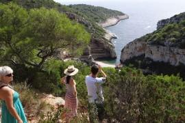 Secluded bay - Vis Island, Croatia