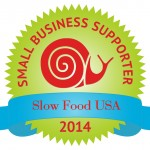 Slow Food USA small business supporter
