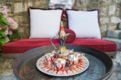 Bosnian coffee set