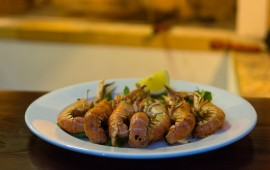 Calebotta shrimps
