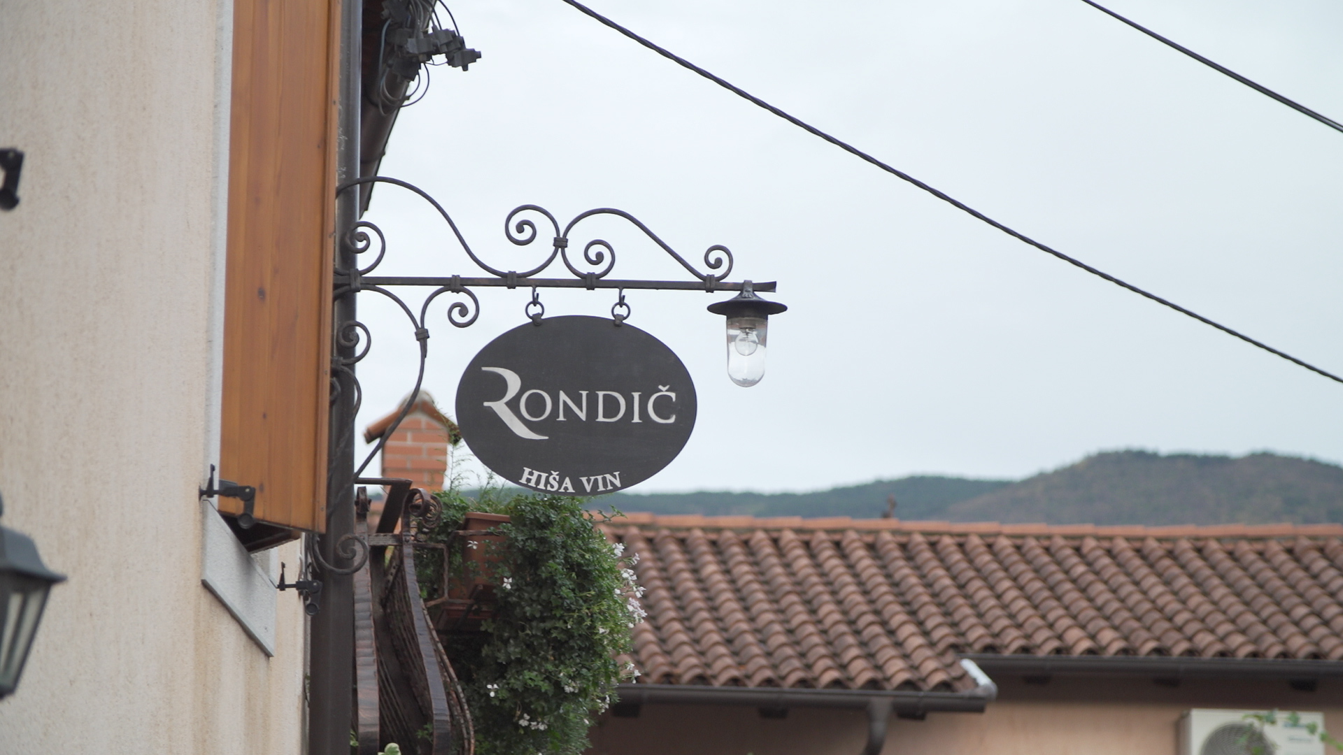 Welcome to Rondic Winery, Slovenia