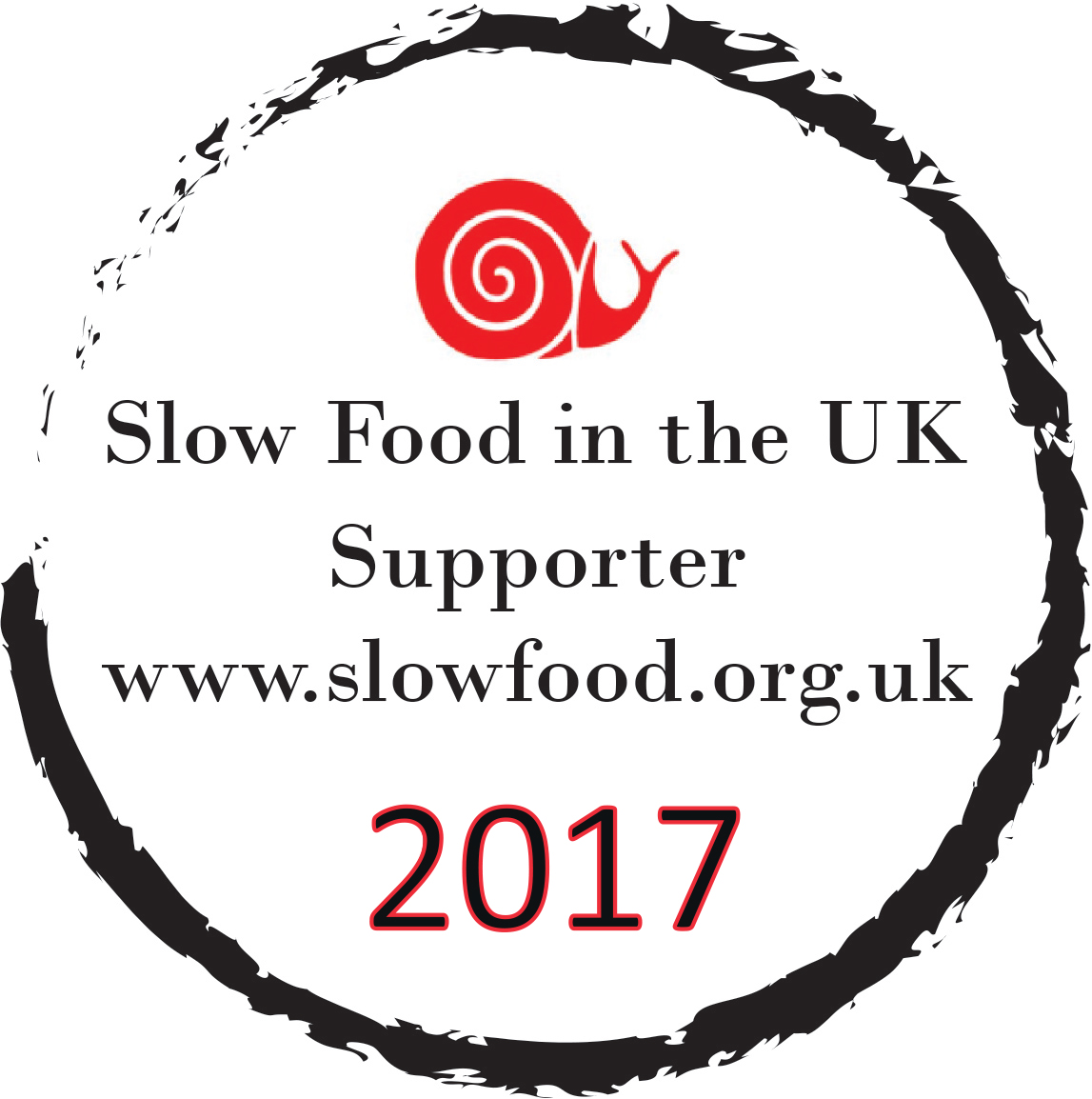 Member of Slow Food UK supporters