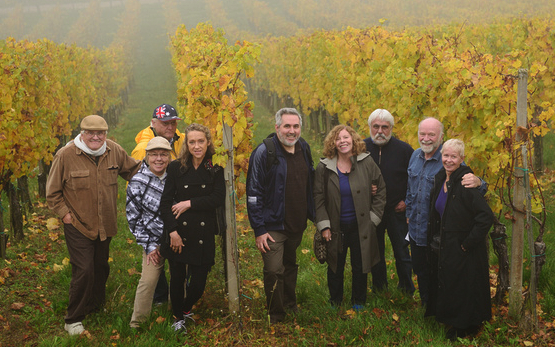 Harvest Tour - vineyards of Slovenia
