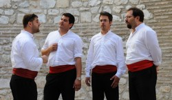 Klapa singing group